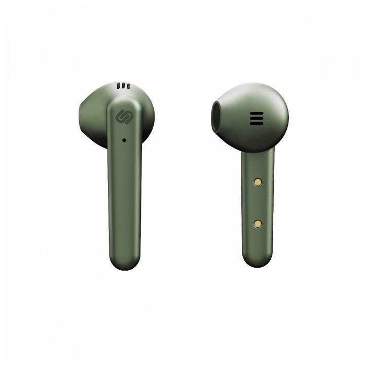 URBANISTA Stockholm + (Earbud, Bluetooth 5.0, Verde)