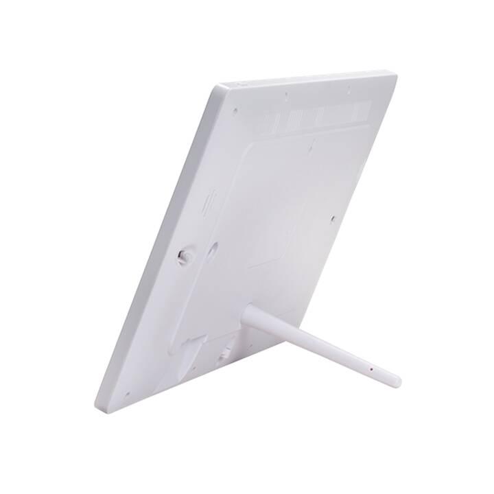 """DENVER Frameo  (MicroSD, 15.6"""", Bianco)"""