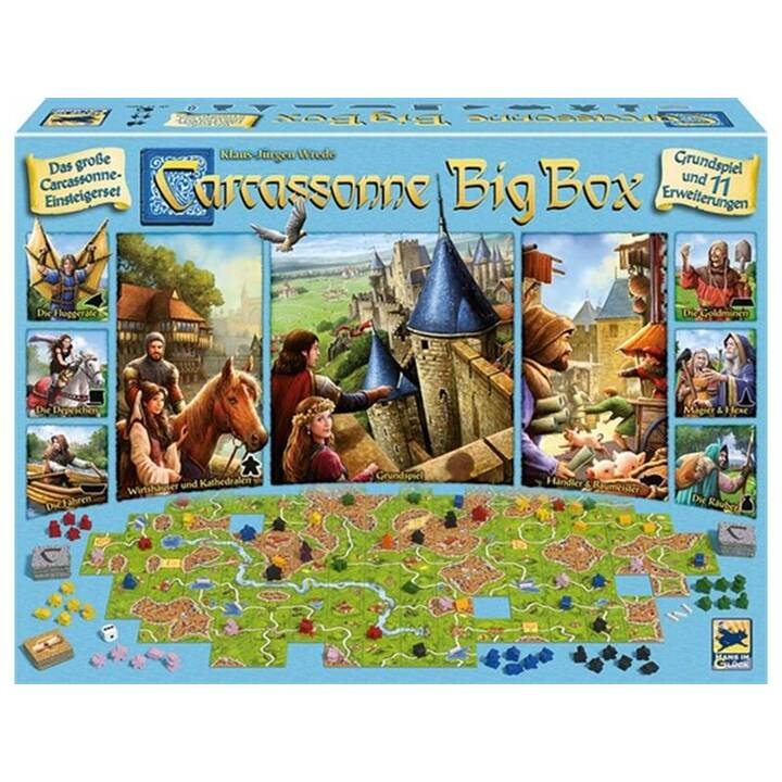 HANS IM GLÜCK Carcassonne - Big Box (DE)