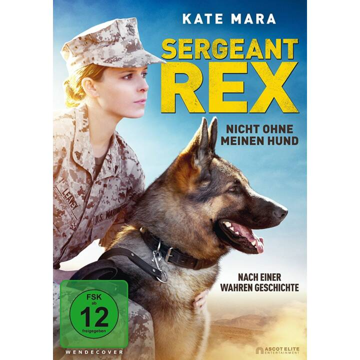 Sergent Rex - Pas sans mon chien