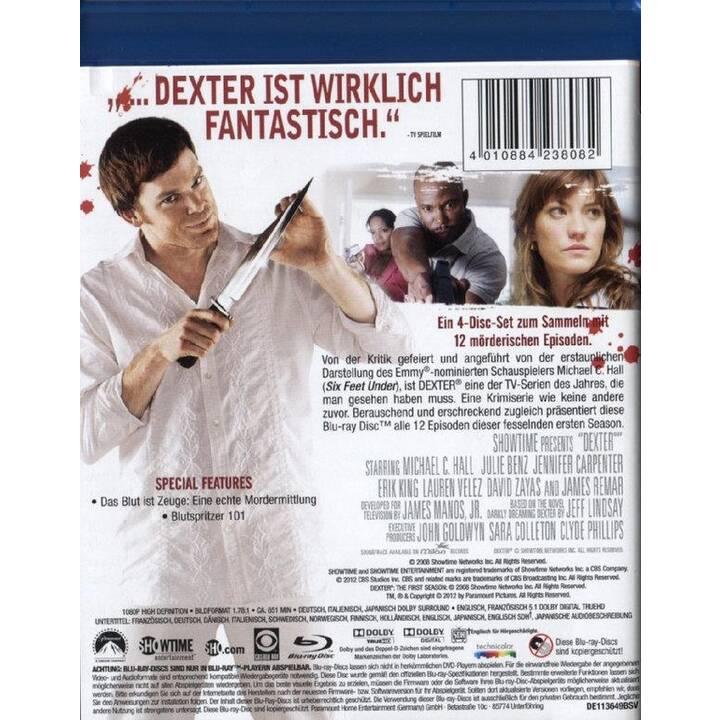 Dexter Stagione 1 (IT, JA, DE, EN, FR)
