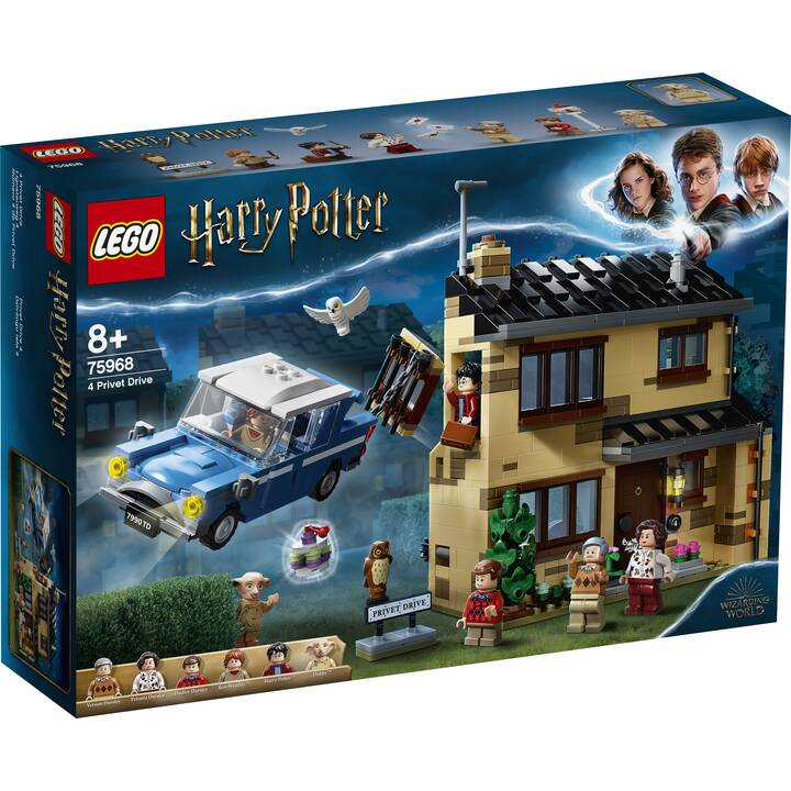 LEGO Harry Potter Ligusterweg 4 (75968)