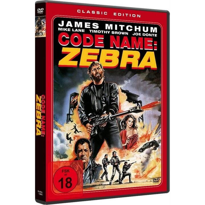 Code Name: Zebra - (Classic Edition) (DE, EN)