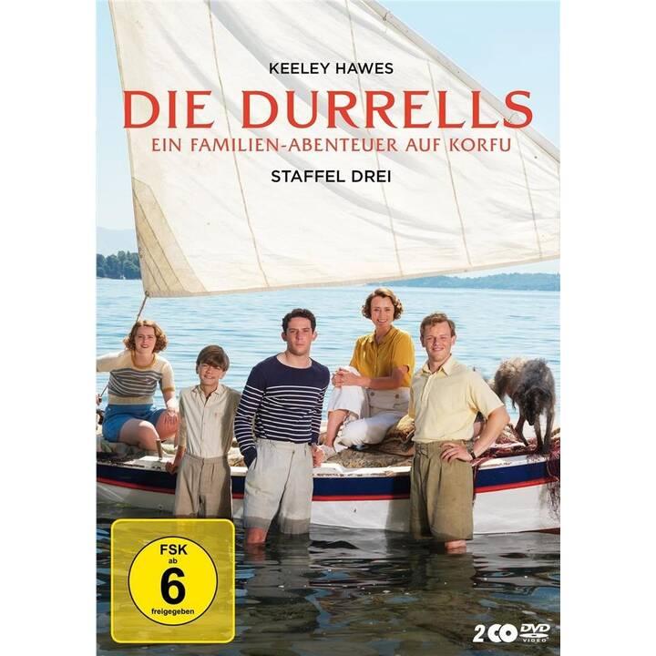 Die Durrells Saison 3 (DE, EN)