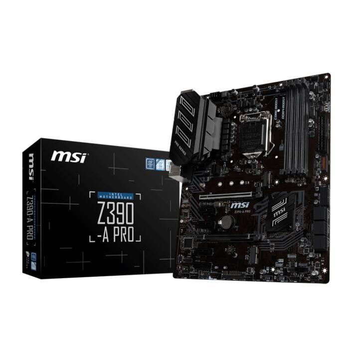 MSI Z390-A PRO ATX