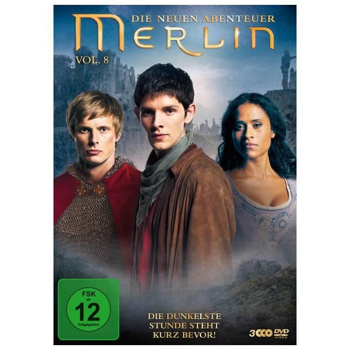 Merlin Stagione 8 (DE, EN)