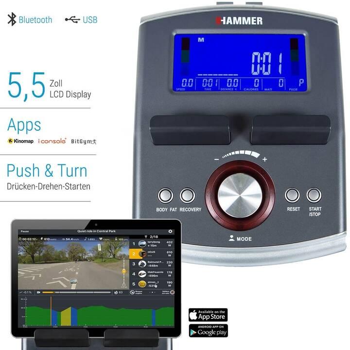 HAMMER Liegeergometer Comfort Motion BT