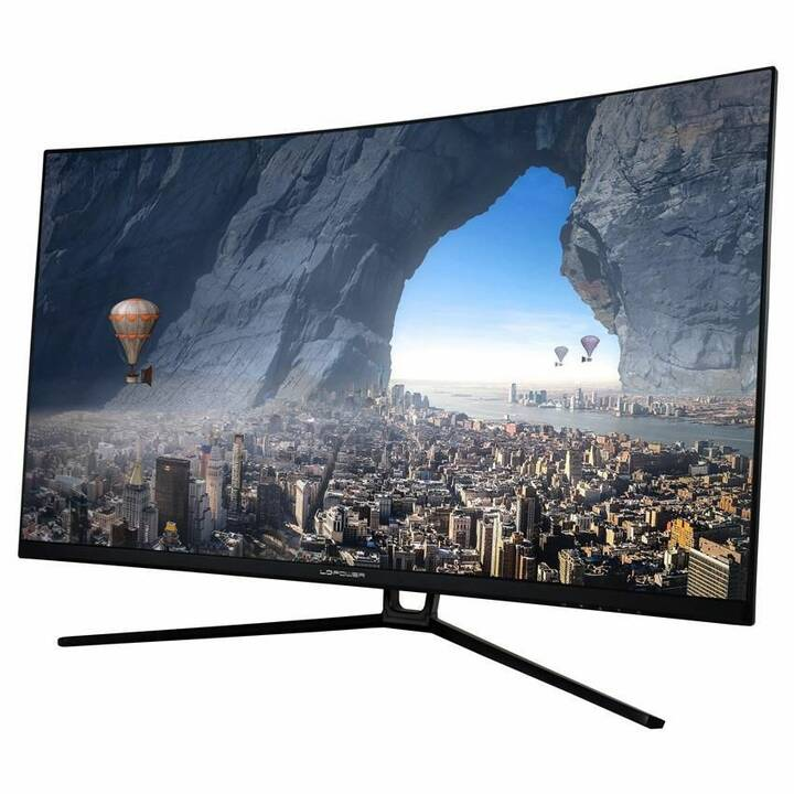"LC POWER LC-M32-QHD-144-C (31.5"", 2560 x 1440)"