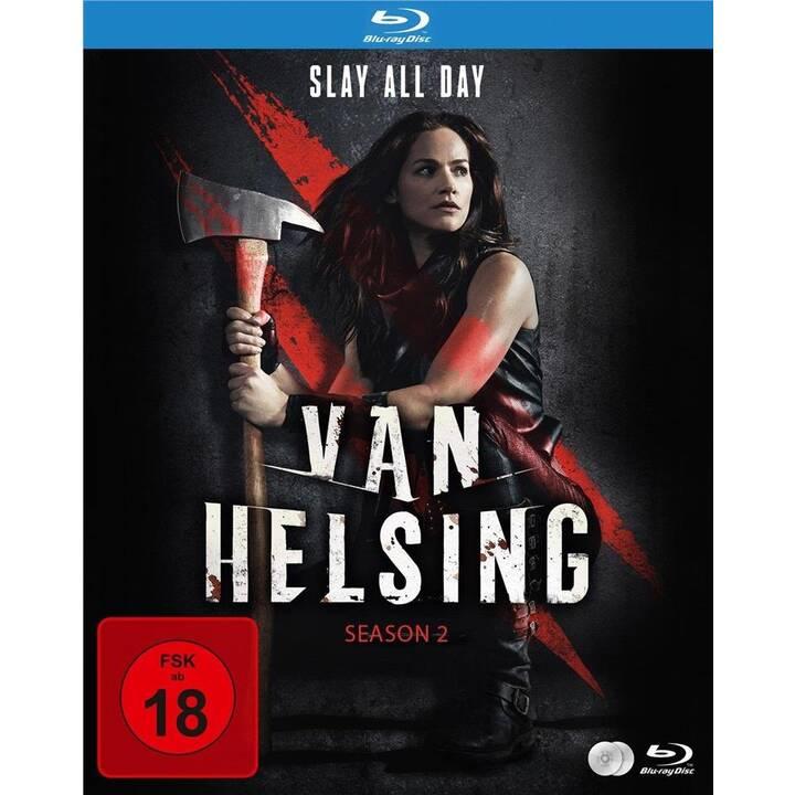 Van Helsing Saison 2 (DE, EN)