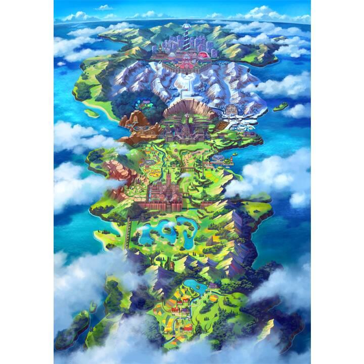 NINTENDO Switch New Neon + Pokémon - Schild 32 GB (Allemand)
