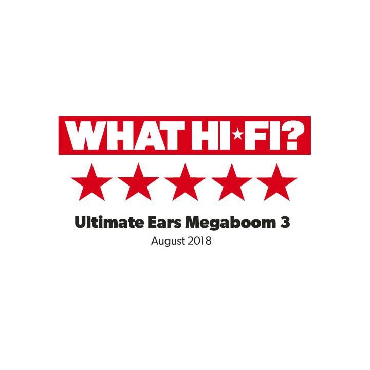 ULTIMATE EARS (UE) Megaboom 3 (Bluetooth, Night Black )