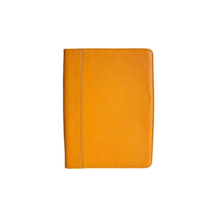 BÜROLINE Fancy writing case A4 giallo giallo