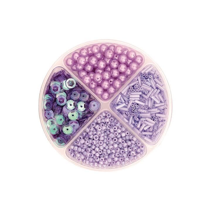KNORR PRANDELL Perle (Plastica, Porpora)
