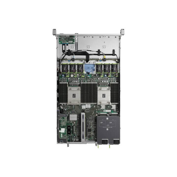 CISCO UCS SmartPlay Select C220 M4S Advanced (Intel Xeon E5 v3, 16 GB, 2.4 GHz)