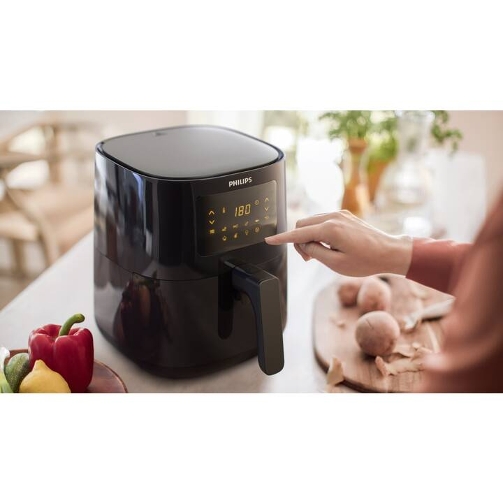 PHILIPS Essential Airfryer HD9252/91 Friteuse à air chaud