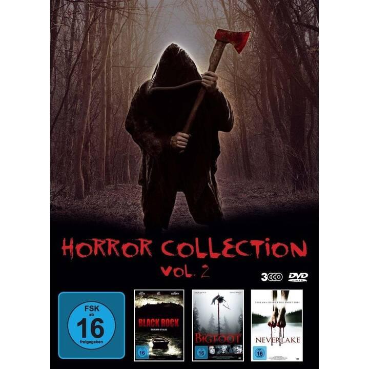 Horror Collection - Vol. 2 (DE, EN)