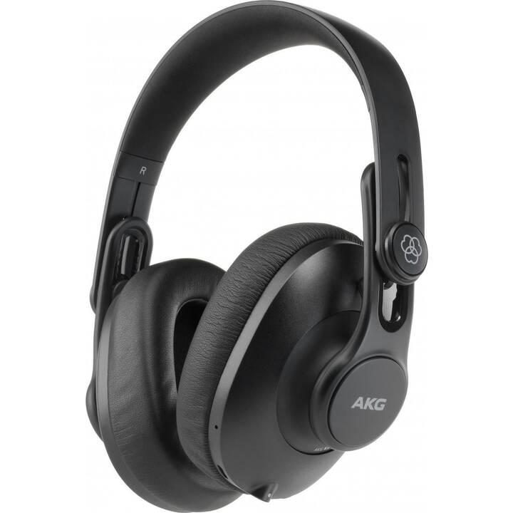 AKG K361-BT  (Over-Ear, Bluetooth, Noir)