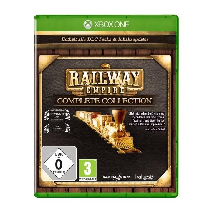 Railway Empire (Complete Collection) (DE)