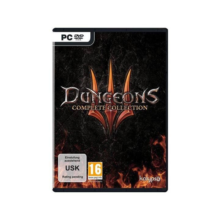 Dungeons III Complete Collection (IT)
