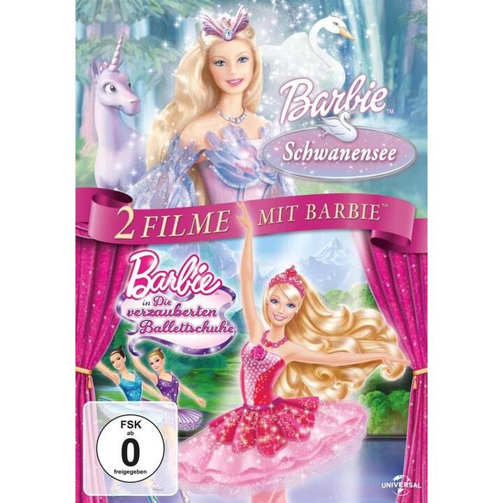 Barbie - Schwanensee / Die verzauberten Balletschuhe (DE, EN)