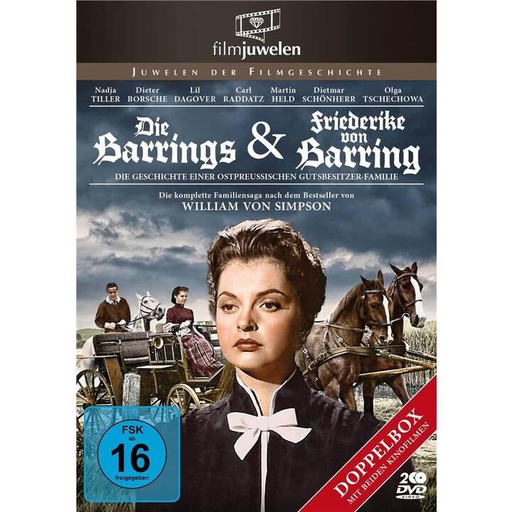 Die Barrings / Friederike von Barring (DE)