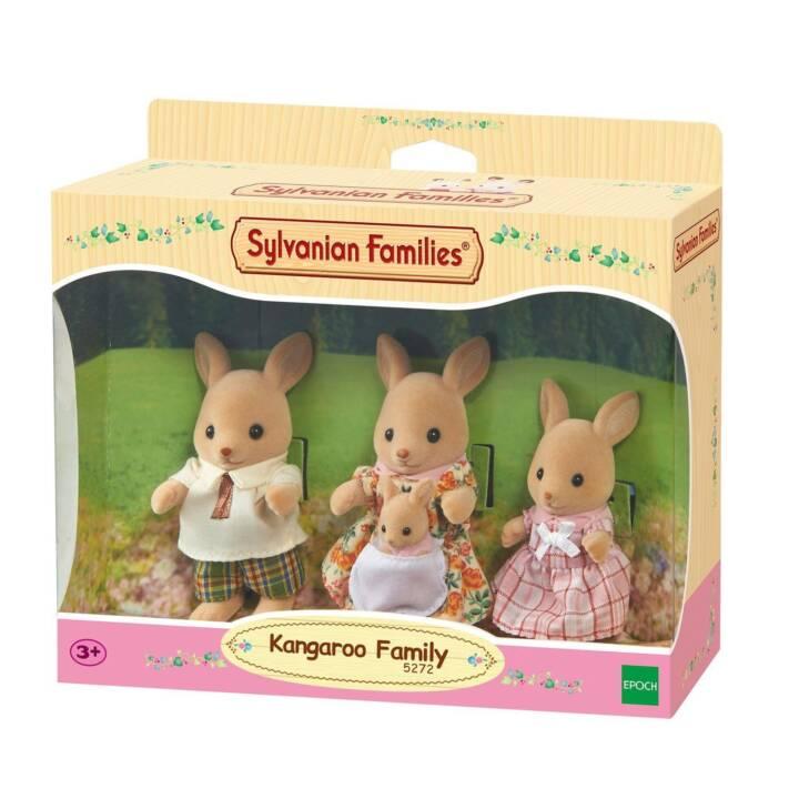 SYLVANIAN FAMILIES kangourou familial