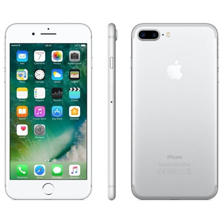 "APPLE iPhone 7 Plus (5.5"", 128 GB, 12 MP, Silber)"