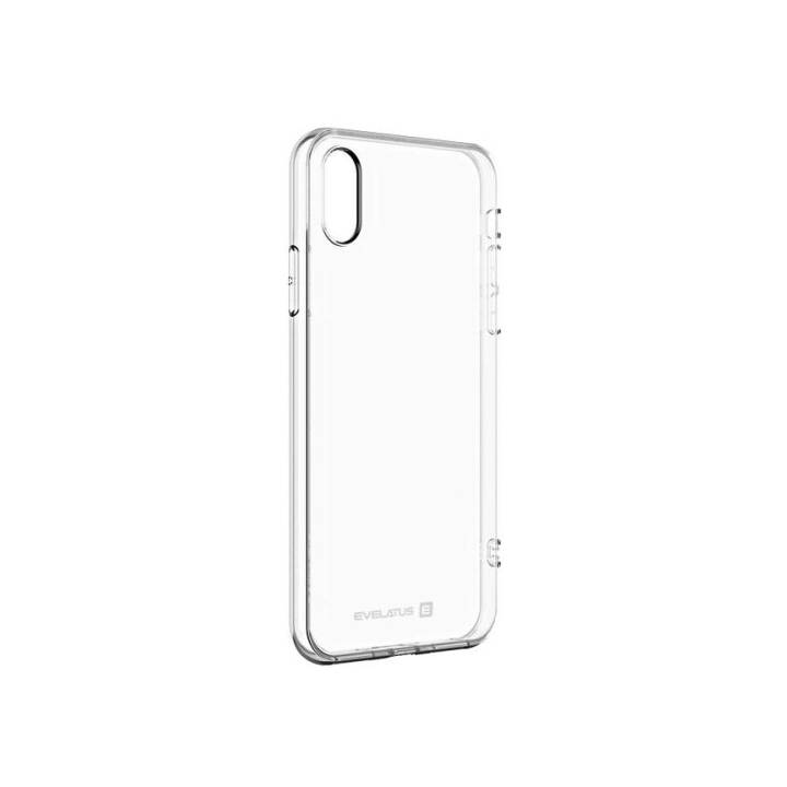 EVELATUS Softcase (Galaxy J4+, Transparent)