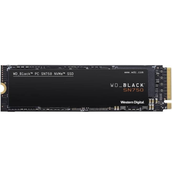 WD_BLACK SN750 (M.2 M Key, 500 GB)