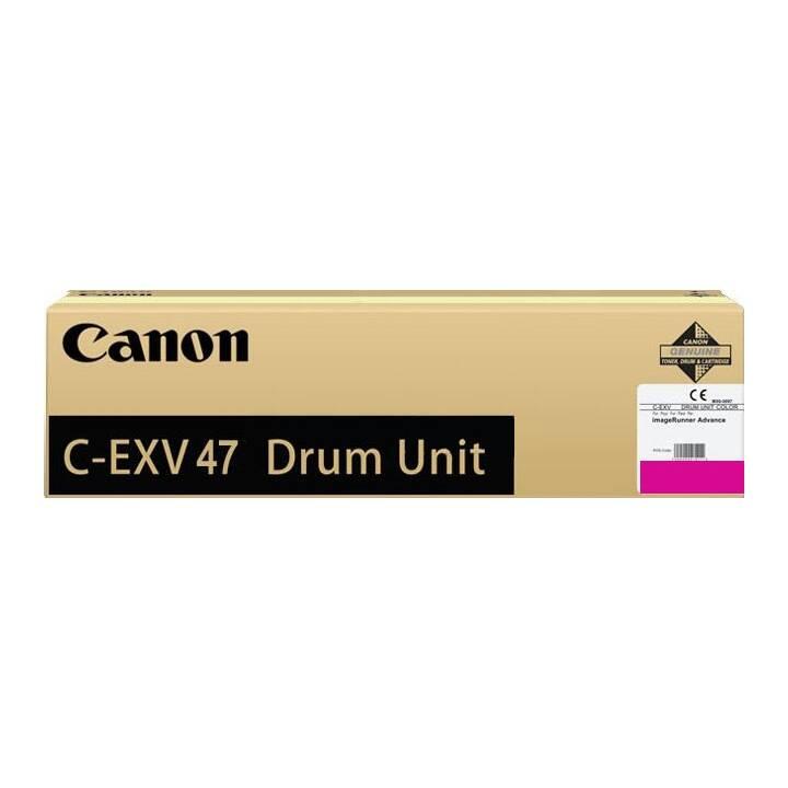 CANON C-EXV 47 (Tamburi, Magenta)