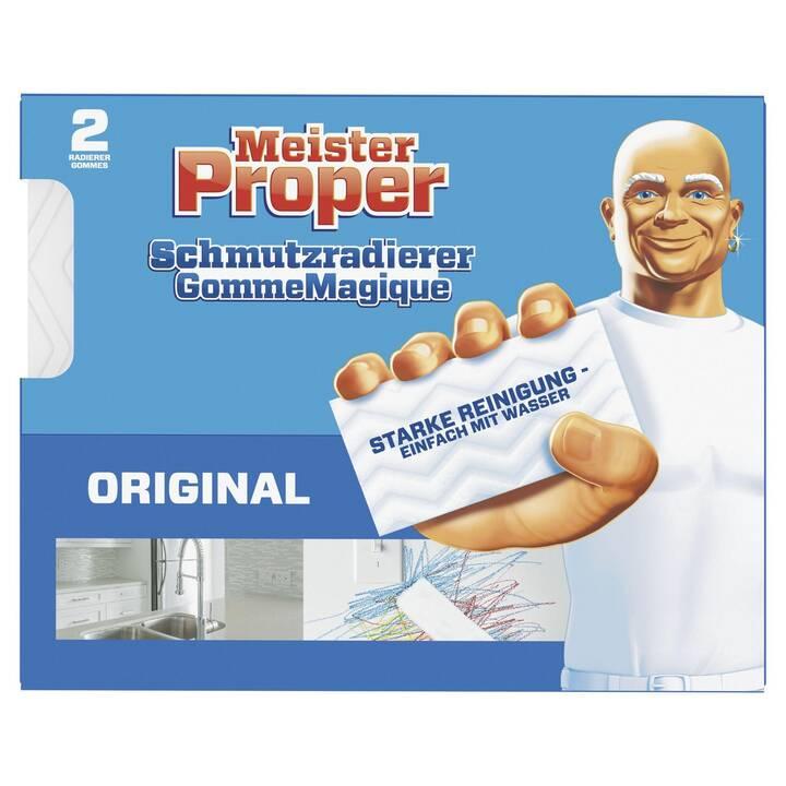 Meister Proper Gomma per pulizia, 2 pezzi