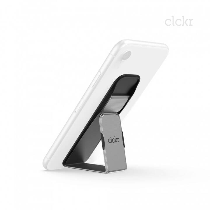 CLCKR Grip&Stand L Support de doigt (Métallique)