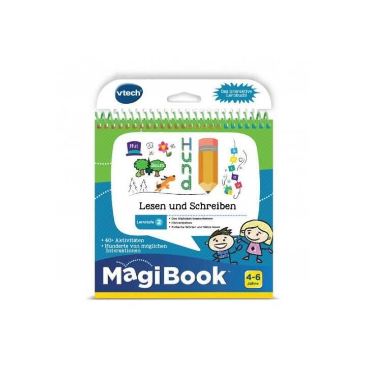 VTECH Lernbuch MagiBook Lernstufe 2 Lesen und Schreiben