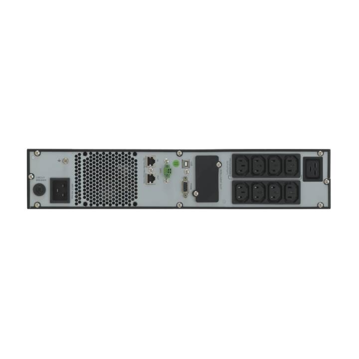 ONLINE USV Zinto 3000 Gruppo statico di continuità UPS (3000 VA, 2700 W, Line-Interactive)