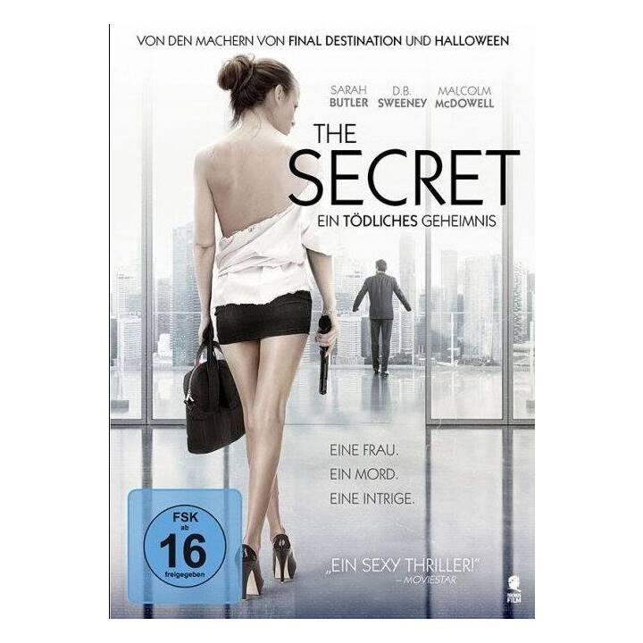 The Secret - Ein tödliches Geheimnis (DE, EN)