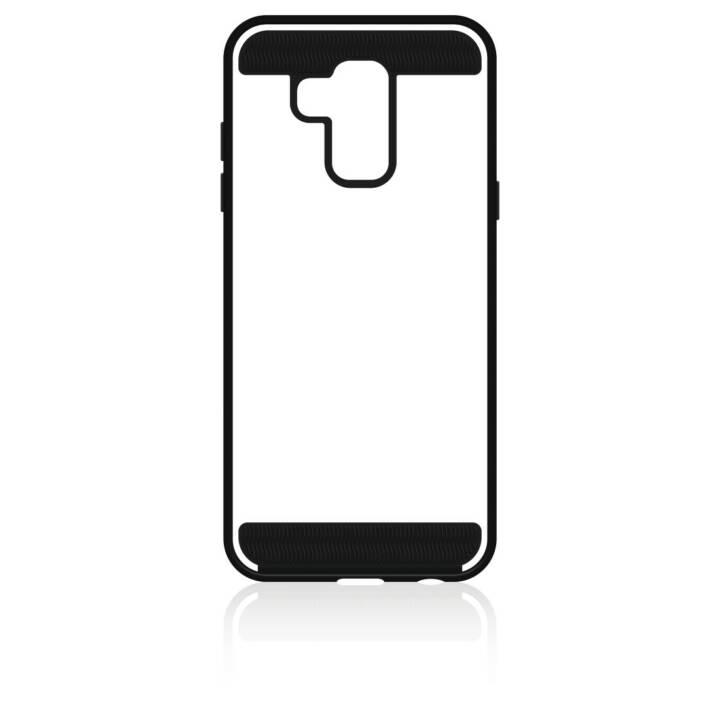 WHITE DIAMONDS Cover Innocence Tough Clear für Samsung Galaxy A6+ (2018)