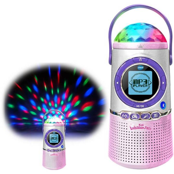 VTECH Lettore audio per bambini Kidi Lightshow Party (FR)
