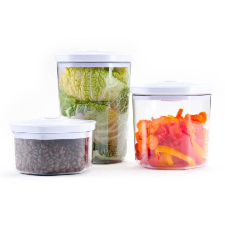 GASTROBACK Contenitore per alimenti (700 ml, 1400 ml, 2000 ml, Plastica)