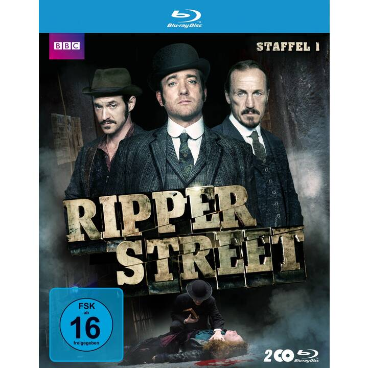 Ripper Street Staffel 1 (DE, EN)