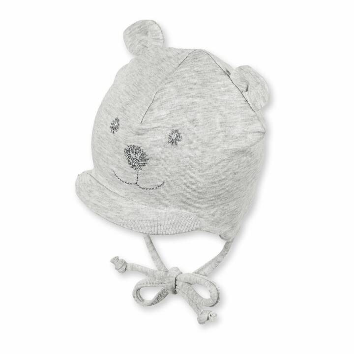 STERNTALER Accessori neonato bear Jersey (50, Grigio, Argento)