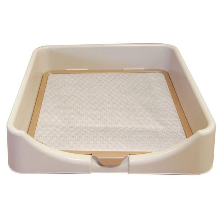 SWISSPET Toilettage et hygiène Puppy WC (Beige)