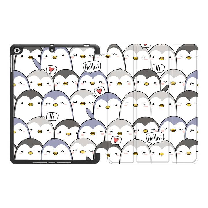 "EG MTT Coque pour Apple iPad Mini 5 2019 7.9"" - Cartoon"