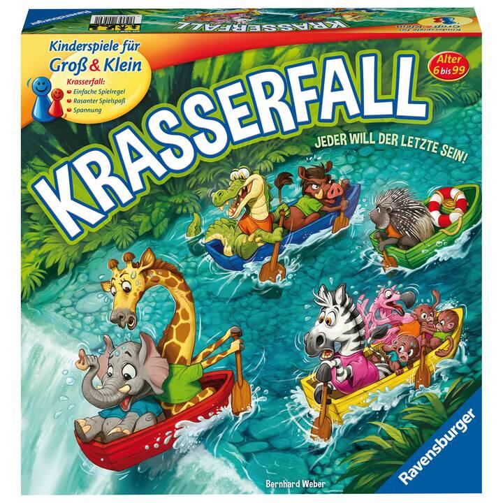 RAVENSBURGER Krasserfall Gioco da tavolo