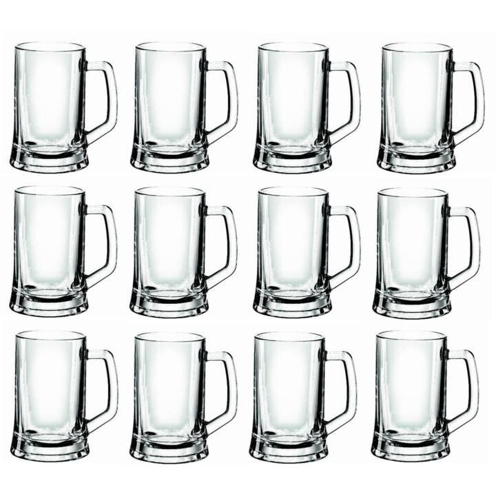 MONTANA Bicchiere da birra Skol (0.3 l, 12 pezzo)