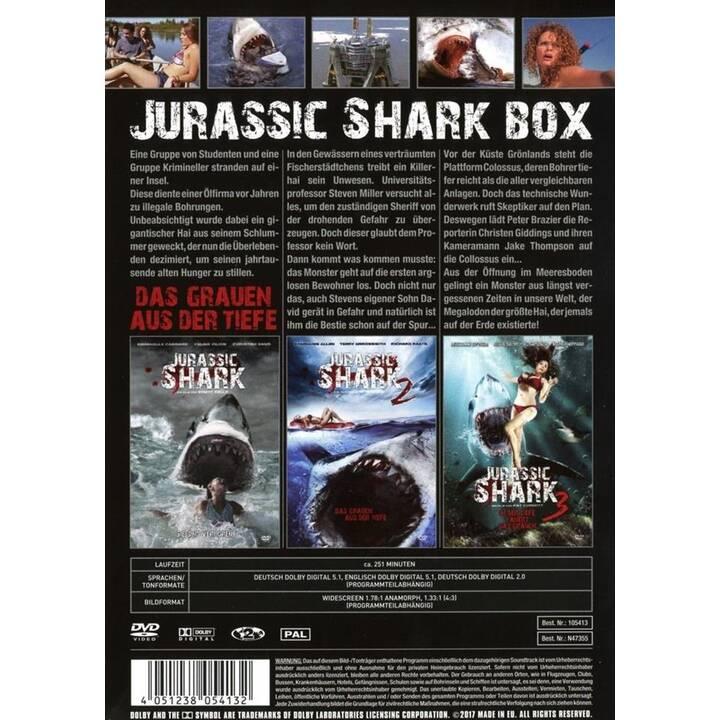 Jurassic Shark Box (EN, DE)