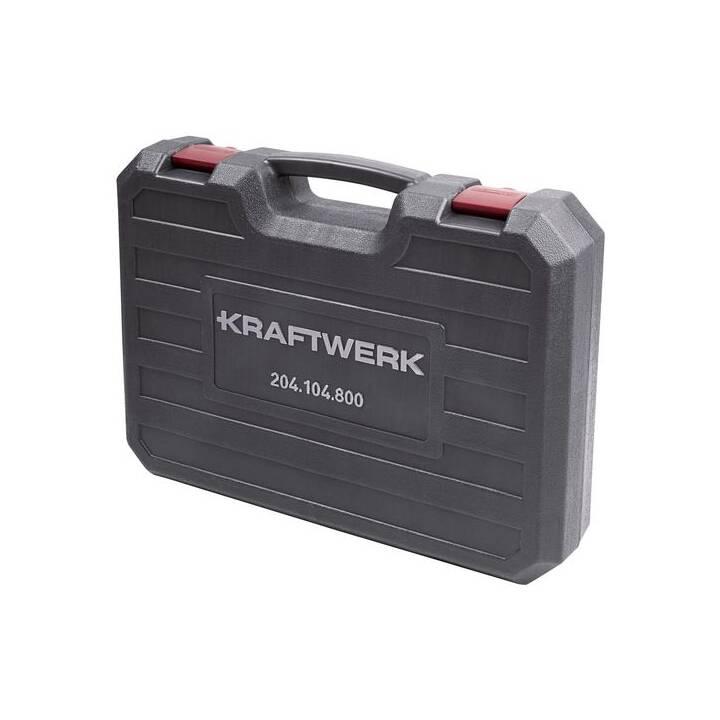 KRAFTWERK Steckschlüsselsatz Basic 200-teilig