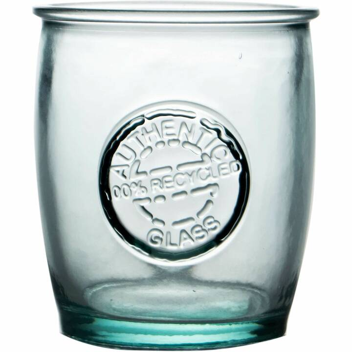 LIVIQUE Wasserglas Recycle (1 Stück)