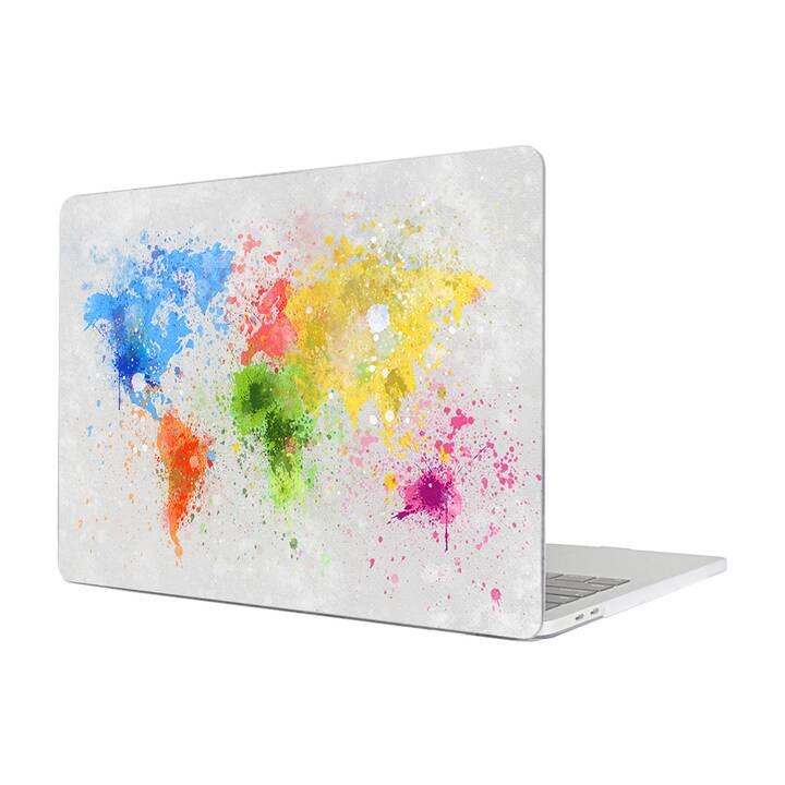 "EG MTT custodia per Macbook Pro 13"" Touch Bar A1706 A1898 (2016-2018)"