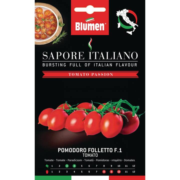 BLUMEN Tomate Folletto (0.2 g)