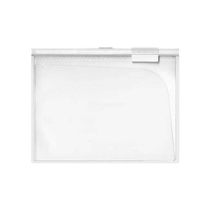 BÜROLINE Slidebar Index Pochette A4 transparente 3 pièces
